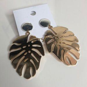 KITSCH Palm Earrings